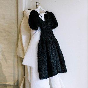 £120起浪漫的仙女衣橱SSENSE  春夏必备设计师美裙热卖 收不规则露肩连衣裙