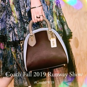 Limited quantitiesBowling Bag Styles From 2019 New York Fashion Week @ Coach