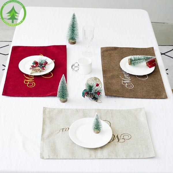 圣诞桌面装饰