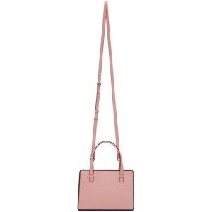 粉色邮差包