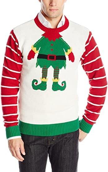 男士圣诞毛衣