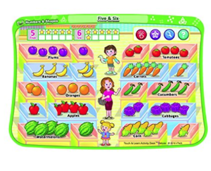 As low as $3.26VTech Touch and Learn Activity Desk Deluxe Expansion Pack, Each 8 Pieces