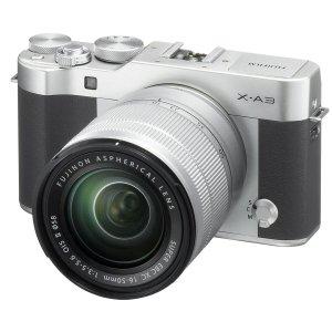 Fujifilm X-A3 Mirrorless + 16-50mm OIS Lens