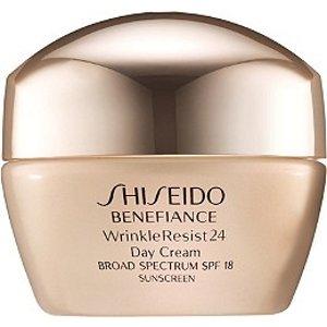 Shiseido日霜