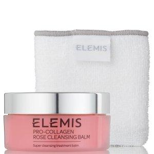 Elemis玫瑰卸妆膏105g