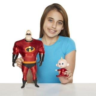 The Incredibles 2 Mr.Incredible & Jack-Jack Action Figure Pack @ Amazon.com
