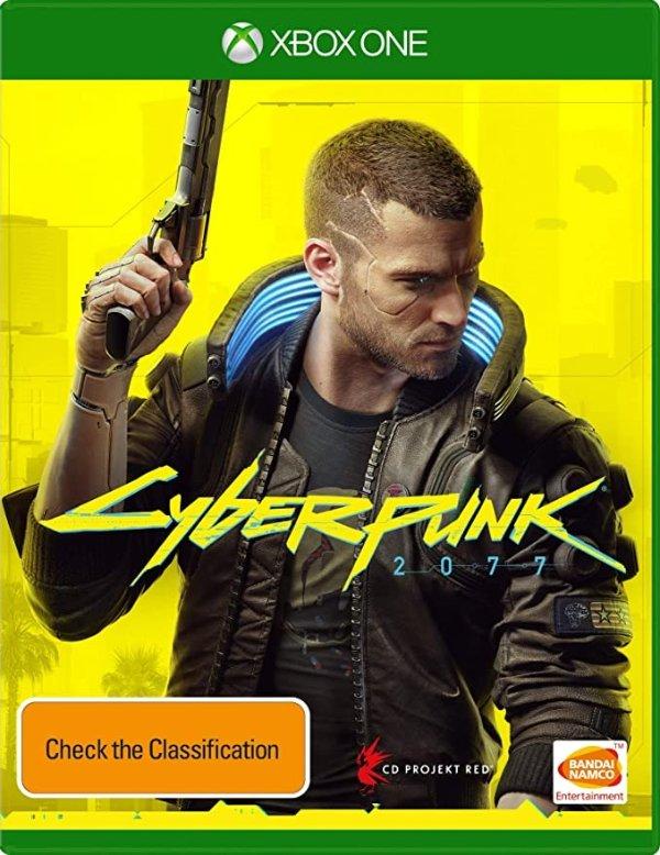 《赛博朋克 2077》Xbox One