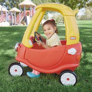 $69.96(原价$73.69)Little Tikes 儿童滑步车 运动玩乐两不误 快乐滑起来