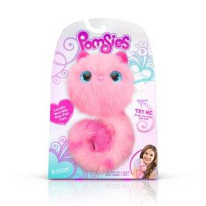 Pomsies Pet Plush Interactive Toy