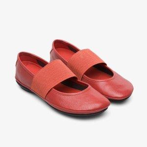 女款小红鞋