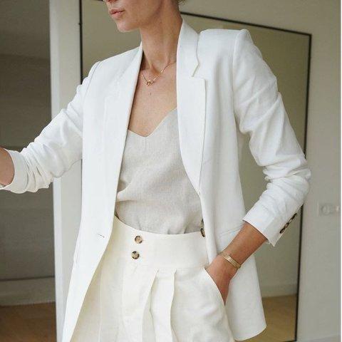 低至4折+额外7折折扣升级:Club Monaco 季末美衣大促 丝感半裙$43,羊绒毛衣$77