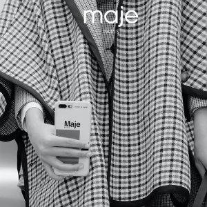 低至1折 €49收拼色大围巾Maje outlet区惊喜上线 海量美衣冰点价收 入手秋冬大衣好时机