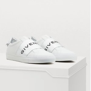 6折起 £255收封面同款小白鞋Givenchy 私密大促专场上线 全是经典款等你收
