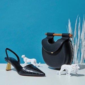 $39起 平价好设计Charles Keith 秋季美鞋、包包上新热卖