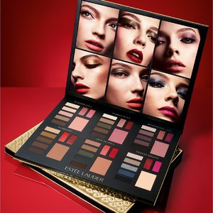 $130(价值$424)+ 送护肤两件套Estee Lauder 2018年末限量美妆盘热卖