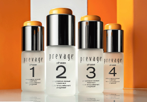 New Arrival!See your skin transform week after week with PREVAGE® Progressive Renewal. Significantly smoother, brighter, younger-looking skin in just 4 weeks for $162 @ Elizabeth Arden