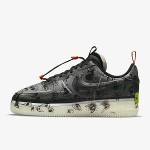 Nike10月21日8AM上架!Air Force 1 万圣节