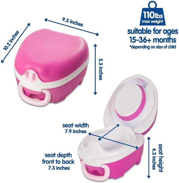 My Carry Potty 婴幼儿、小童训练马桶,易便携