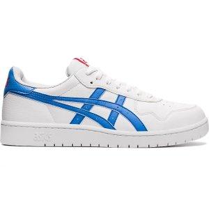Asics李易峰同款不同色日系蓝白色小白鞋