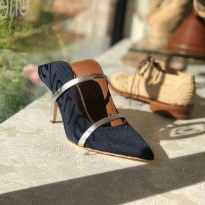 低至4折 个性金属元素MALONE SOULIERS 精选美鞋热卖 小众设计师品牌