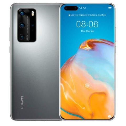 $1188(原价$1598)Huawei 华为 P40 Pro 5G 智能手机 (256GB/8GB)
