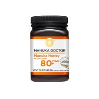 Manuka Doctor 80 MGO蜂蜜(微众测)