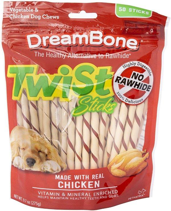 鸡肉味狗狗零食 50根