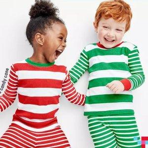 全年最低 包邮+每$25送$20券即将截止:Carter's童装官网 全场4折+满额8折网络周一延长