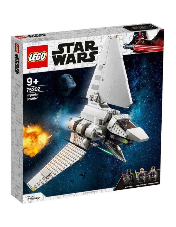 帝国穿梭机 75302