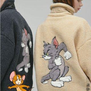 最高额外8折 卫衣$50+上新:Stereo Vinyls 猫和老鼠 合作款发售