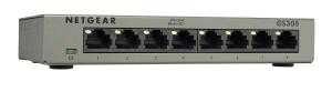 $24.99家庭组网好物: Netgear 网件 GS308 8口千兆高速铁壳交换机