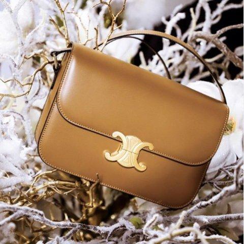 5折起+叠8.5折 箭头包£261Eraldo 包包专场大促 收宝格丽、Gucci、YSL、Loewe等高奢