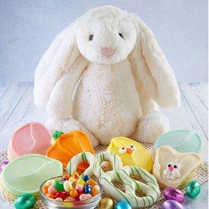 8.5折优惠Jellycat 世界明星毛绒玩具热卖,收可爱小萌兔/水果玩偶