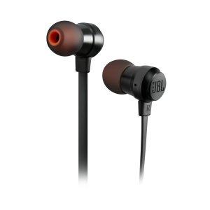 $7.95 包邮 备用耳机首选史低价:JBL T280A 高保真线控入耳式耳机 日常通勤运动必备