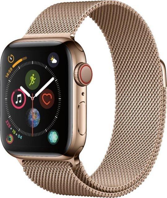 Apple Watch Series 4 (GPS + Cellular) 40mm 不锈钢