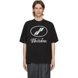 We11doneLogo T恤