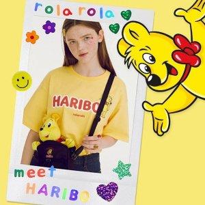 全场9.5折 小熊糖手链€45HARIBO x ROLAROLA 韩国人气少女品牌联名折扣 可爱熊熊糖穿上身