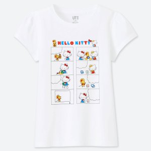 beb0d23d2 Hello Kitty, Mickey Mouse, MINIONS and MoreGraphic T-shirts and ...