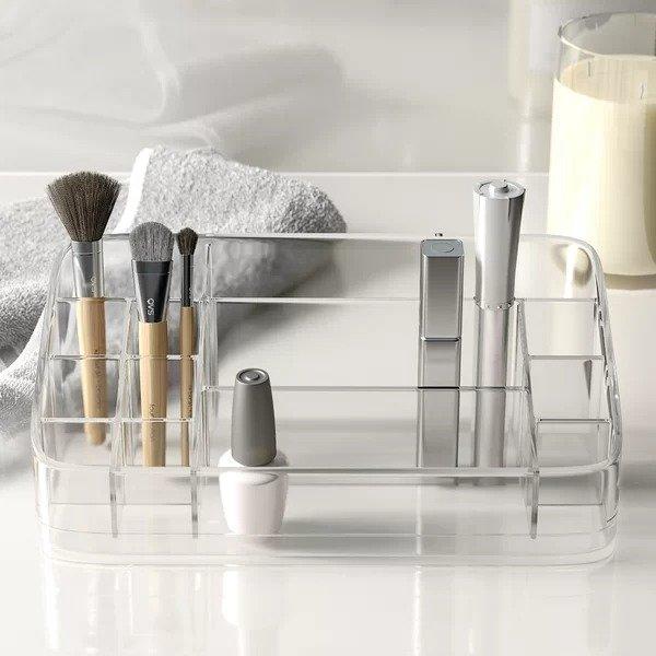 Dotted Line™ 化妆品收纳架