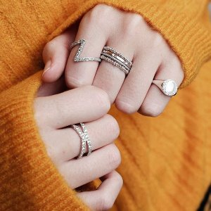 低至7折 精致又时髦,英国品牌ASTLEY CLARKE 精选珠宝首饰热卖