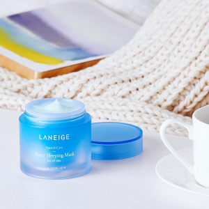 DEALMOON EXCLUSIVE: Receive a Multiberry Yogurt Repairing Mask (20ml)with any $35 purchase @ Laneige