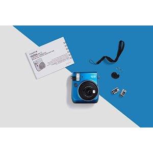 Fujifilm富士 70 拍立得,蓝色