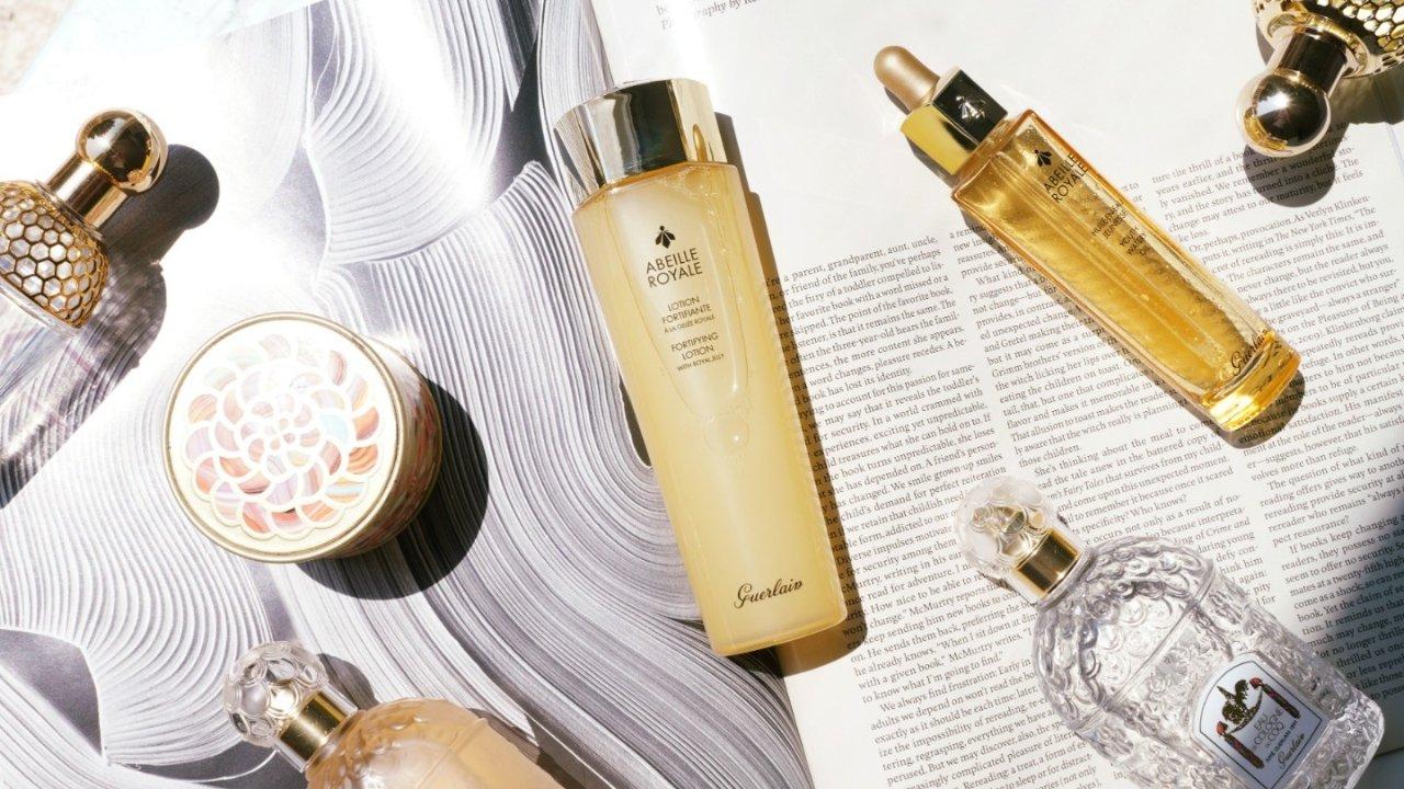 娇兰新品|25X蜂皇水,清润透亮好吸收,贵妇级护肤的仪式感!