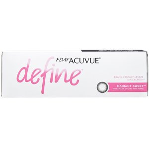 AcuvuePerfectlensworld USA | 1 Day Acuvue Define Radiant Sweet with LACREON
