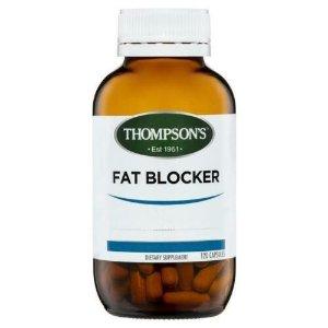 THOMPSON'S甲壳素脂肪阻断剂胶囊