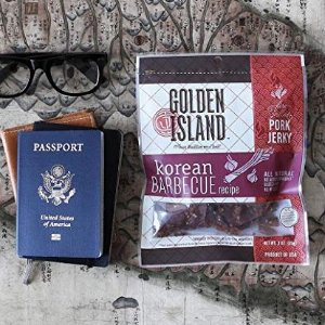 Low as $5.49Golden Island Korean BBQ Pork Jerky 3 oz.