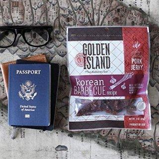 $6.49Golden Island Korean BBQ Pork Jerky 3 oz.