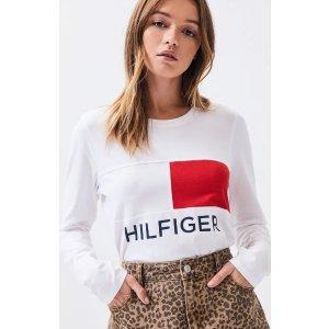 Tommy Hilfiger长袖T恤