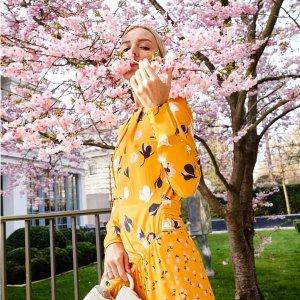 额外8折 收封面同款群精选 Self-Portrait蕾丝法式仙女裙低至5折热卖