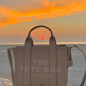 """定价优势 香芋紫毛绒tote$415Marc Jacobs """"The Tote Bag""""专场 史努比联名、毛绒款、牛仔款都有"""